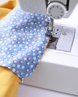 sewing a pocket