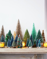 mini christmas trees