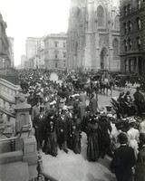 new york city easter parade in 1906