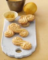 italian polenta cookies - Italian Christmas Cookies