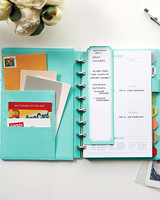 notebook organizer
