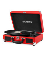 record player red wishlist