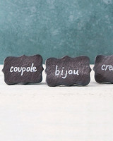 chalk place cards