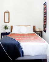 textiles art bedroom bedspread wall display