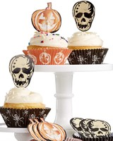 cupcake liners halloween