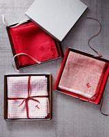 fringed cocktail napkins gift guide diy