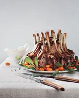 Crown Roast of Pork 101