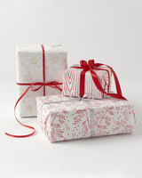 holiday project pattern roller wrapping