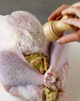 how to prepare your turkey