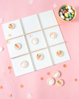 diy tic tac toe easter game