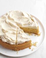 gluten-free zucchini almond cake