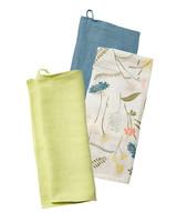 terrain cotton tea towels