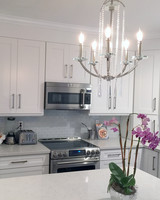 6 bright kitchen lighting ideas see how new fixtures totally thd instakitchen ashley 5 mrkt 0815g workwithnaturefo