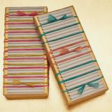 Raffia-Tied Gift Packaging