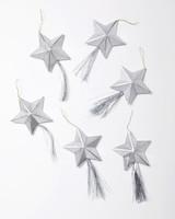 shooting star ornaments