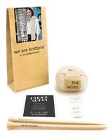 knitting kit scarf wishlist