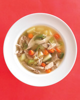 classic chicken vegetable soup