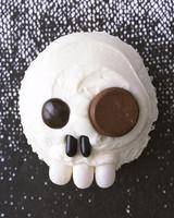 creepcake cupcakes skull