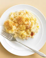 Emeril's Seafood Mac and Cheese