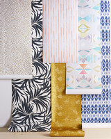 easy to remove wallpaper Peel Off, Easy to Remove Wallpaper | Martha Stewart easy to remove wallpaper