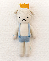 cuddle + kind sebastian the lamb doll