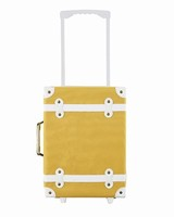 yellow suitcase for kids