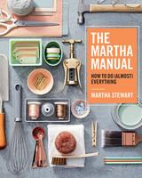 the martha manual book cover merch