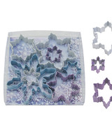 R&M's snowflake cookie cutter set