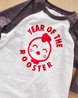 chinese new year rooster shirt