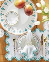 melamine appetizer plates