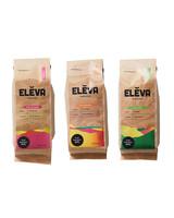 three types of eleva coffee
