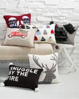 macys holiday decorative pillows merch