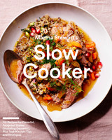 martha stewarts slow cooker book cover