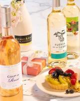 summer rose martha wine pack