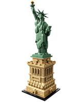 乐高建筑工具包自由女神像