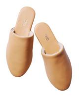Tkees faux-sheepskin slippers
