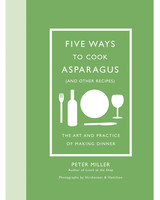 five ways to cook asparagus cookbook
