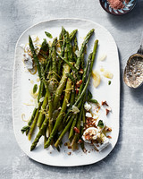 asparagus-with-almonds-goat-cheese-basil-103271924