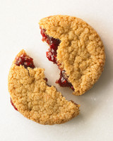 holiday handbook 2011 raspberry ginger cookie