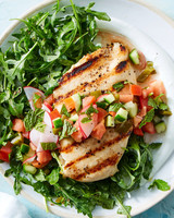 marley spoon grilled chicken salad