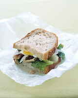 Seafood Lunch Sandwich Recipes