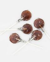 Quin pinot noir lollipops