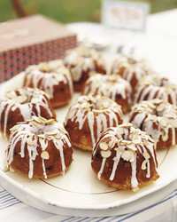 Rhubarb Coffee Cake In Bundt Pan