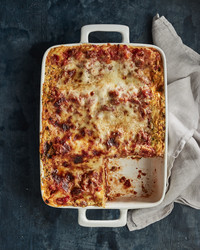 Our Ultimate Lasagna Layers 2 Meats, 3 Cheeses, and the Easiest No-Boil Noodles