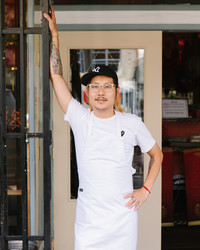 One Hot Chef: Seven Questions for Danny Bowien