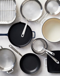 Do You Own All of These Essential Pots and Pans?