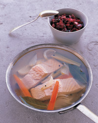 Steaming, Poaching, and Braising Fish