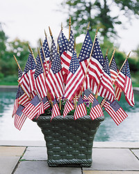 Creative Ways to Display the American Flag