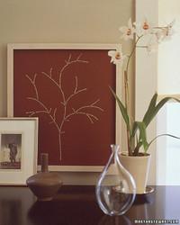 Hand-Lettered Family Tree