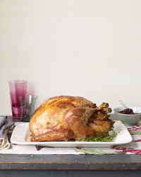 roasted salt and pepper turkey
